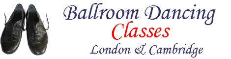 Ballroom Dancing Classes and Lessons, London & Cambridge